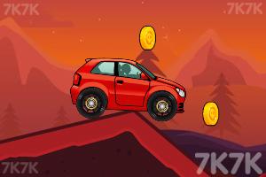 《沙漠赛道驾驶》游戏画面1