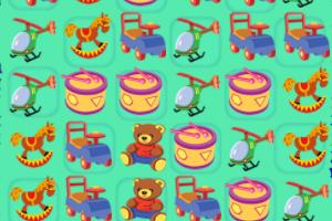 《儿童玩具消消乐》游戏画面1
