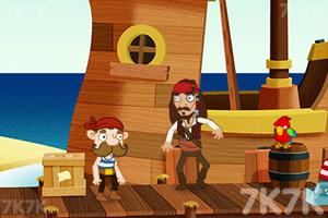 《海盗的黄金罗盘中文版》游戏画面1