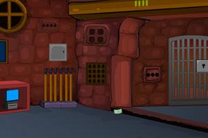 《逃离荒废监狱》游戏画面1
