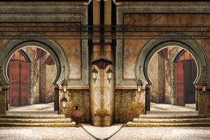 《东方城市找不同》游戏画面1