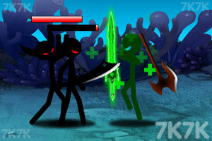 《火柴人神器之战》游戏画面3