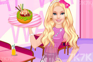 《粉红芭比的甜品店》截图2