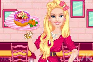 《粉红芭比的甜品店》截图3