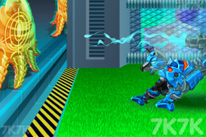 《组装地狱犬》游戏画面5