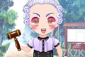 《可爱小法官》截图3