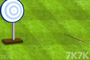 《射箭打靶》游戏画面3
