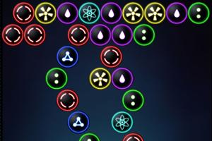 《神秘球泡泡龙》游戏画面1