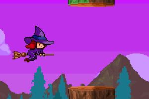 飞扬的女巫