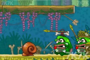 《蜗牛寻新房子8H5版》游戏画面4