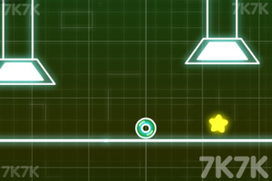 《敏捷的霓虹球》游戏画面3
