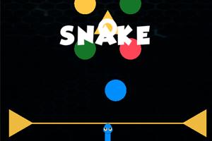 《五彩蛇》游戏画面1