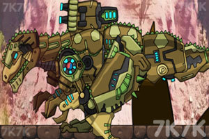 《组装机械巨兽龙》截图1