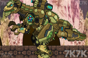 《组装机械巨兽龙》截图2