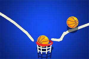 画线篮球5无敌版