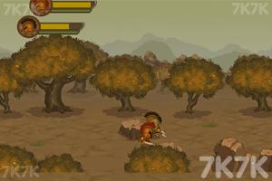 《双刃战士》游戏画面2