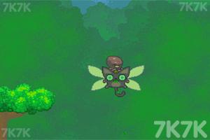 《外星章鱼》游戏画面2