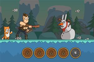 《无畏的冒险》游戏画面1