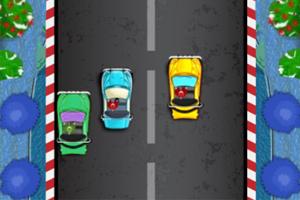 《圣诞超级汽车》截图2
