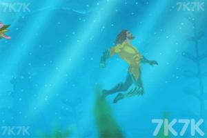 《海王历险记》游戏画面3