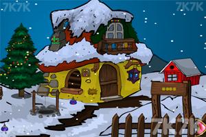 《拯救圣诞雪人》游戏画面2