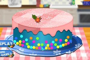 《制作完美的蛋糕》游戏画面1