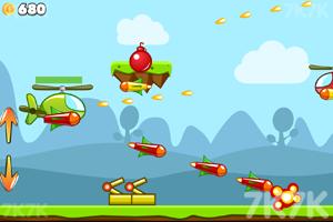 《导弹直升机》游戏画面2