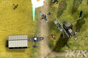 《空袭战机》游戏画面2
