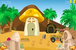 《逃离埃及沙漠金字塔》游戏画面1