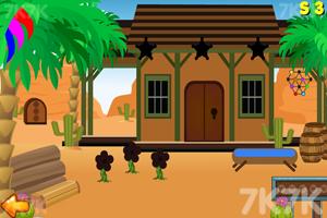 《逃离埃及沙漠金字塔》游戏画面3