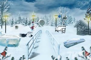 《逃出废弃的小镇15》游戏画面1