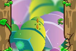 《绿叶少年》游戏画面1