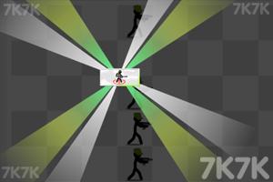 《保护任务》游戏画面1