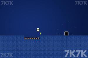 《蓝色世界》游戏画面2