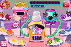 《杰茜自制化妆品》游戏画面1