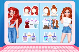 公主的发型博客
