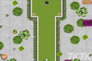 《迷你高尔夫球大师》游戏画面2