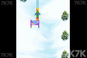 《滑雪小子的挑战》截图1
