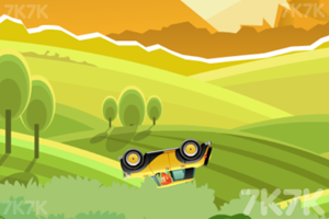《登山赛车》游戏画面2