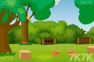 《救援绿色鹦鹉》游戏画面3