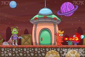 《外星大战》游戏画面2