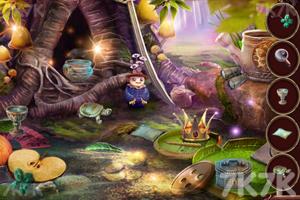 《仙女的木屋》游戏画面1
