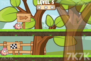 《小猪寻女友》游戏画面3