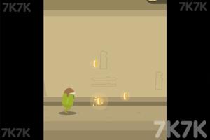 《蠢蠢的死法:世界旅行》游戏画面1