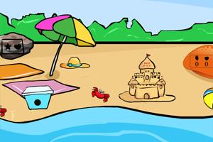 《海滩派对救援》截图1