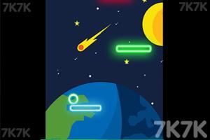 《小红圈跳跳跳》游戏画面1