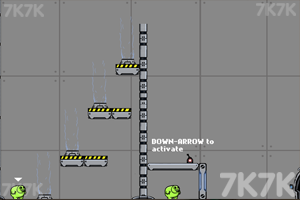 《绿巨人合体》游戏画面2