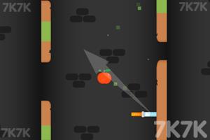 《投掷小飞剑》游戏画面3