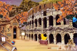 《藏宝城堡逃生》游戏画面1