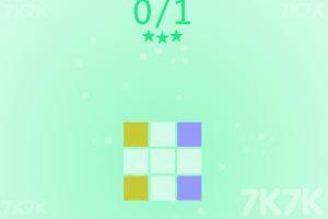 《彩色方块堆叠》截图2
